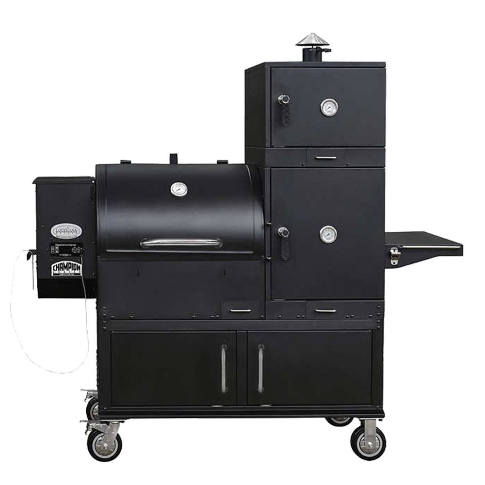 Champion Competition Pro Louisiana Grills Wood Pellet Grill and Smoker