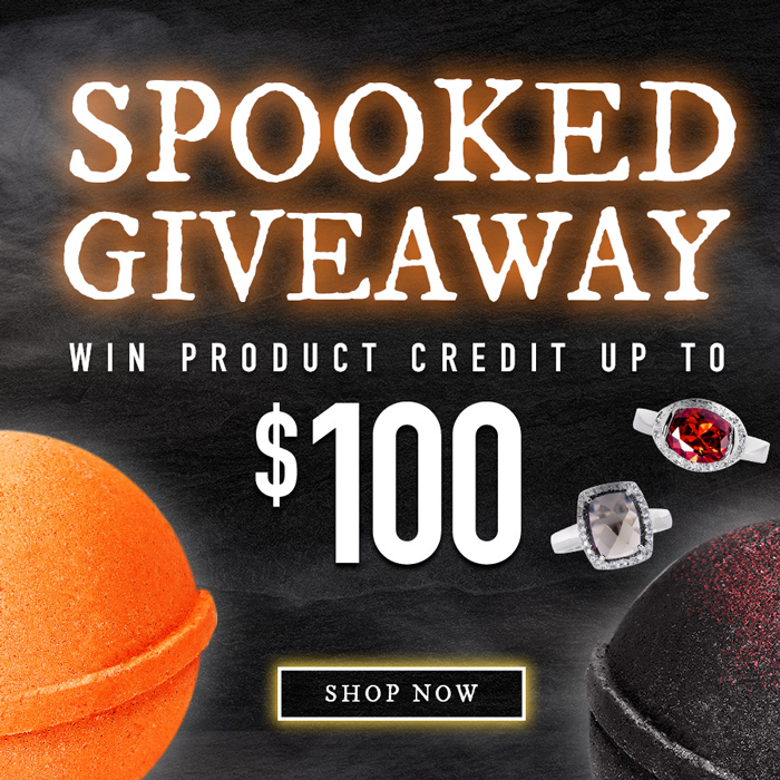 Spooked Giveaway