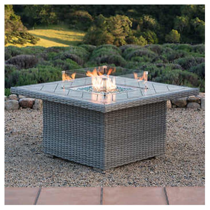 Backyard Fire Table